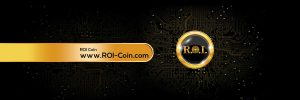 ROI coin marketing graphics