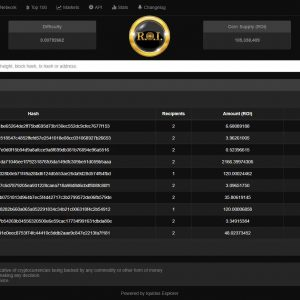 Altcoin Block Explorer Services
